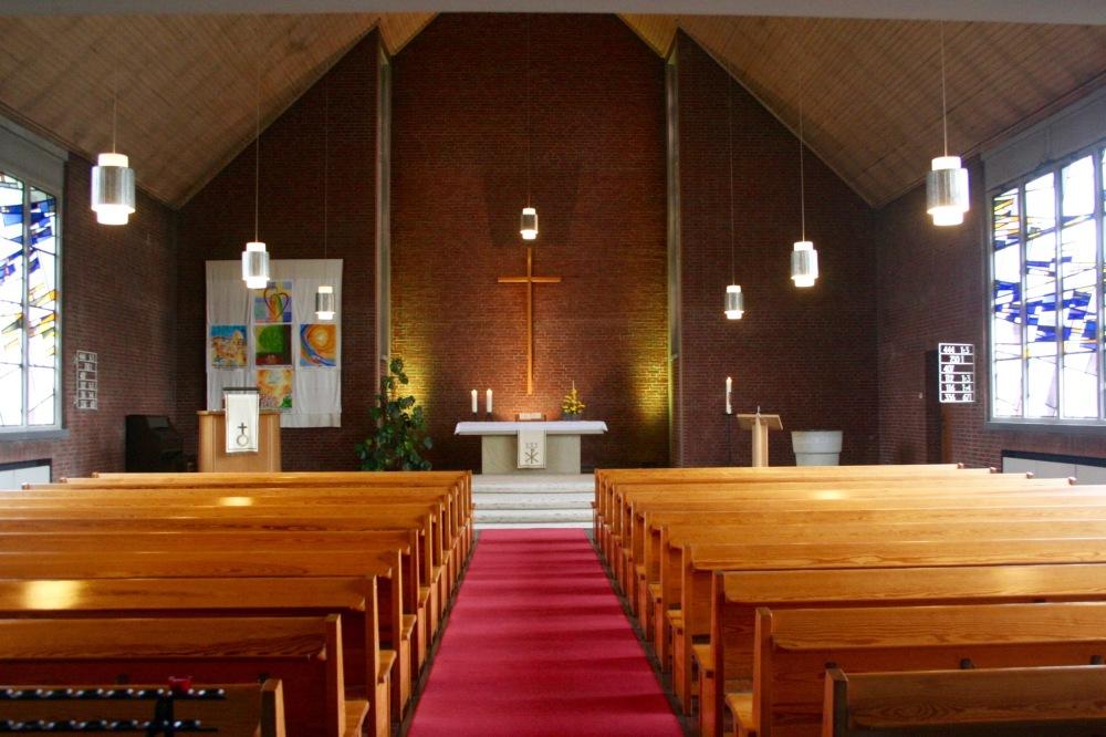 Paul-Gerhardt-Kirche 2016 innen